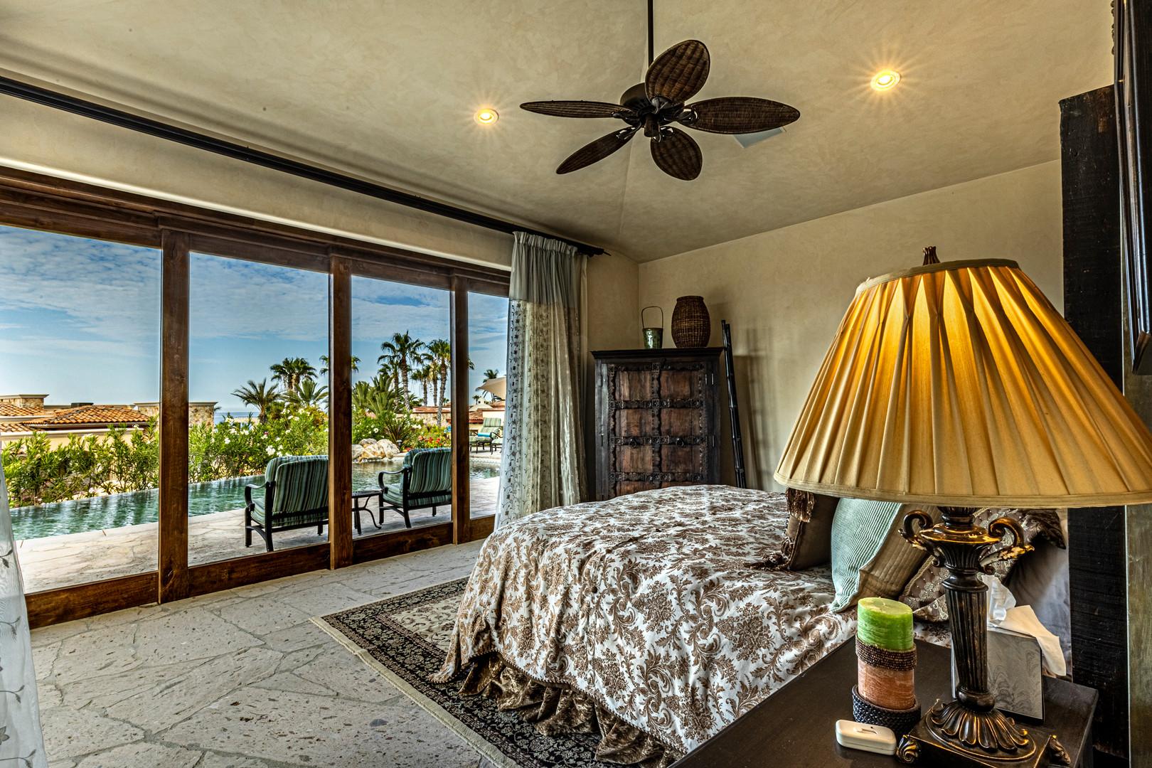 Master Bedroom West