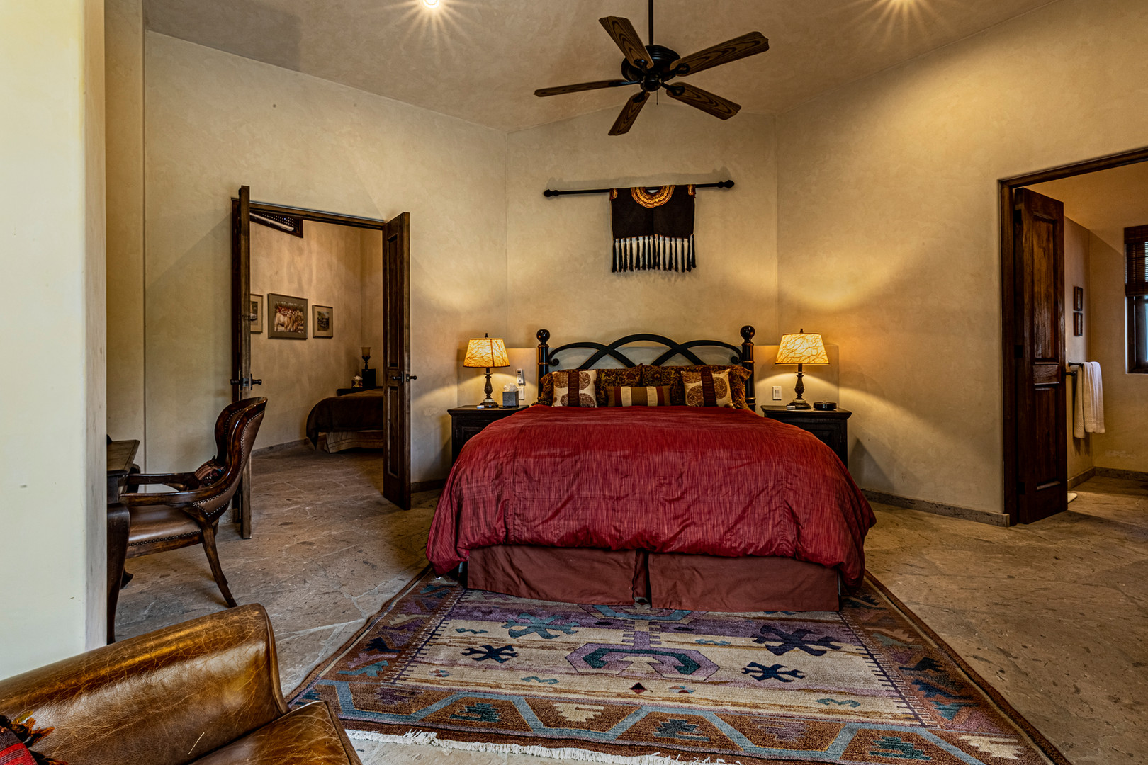 Casa Contessa - Garden Bedroom