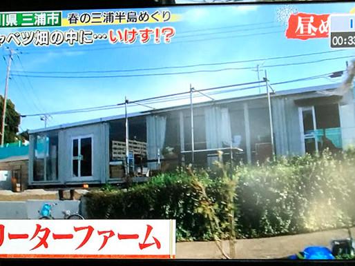 テレビ東京「昼めし旅」放送