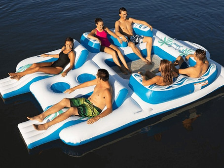 Reminder: Hot August Afternoon Float Party