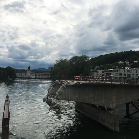 Baustelle Pont Neuf