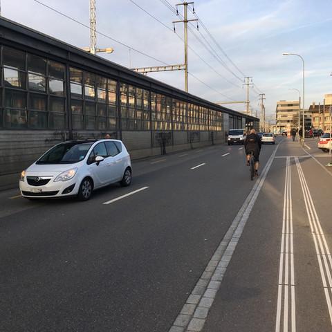 Hintere Bahnhofstrasse/Bahnhof Süd