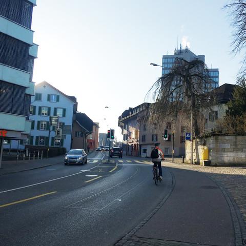 Obere Vorstadt/Entfelderstrasse