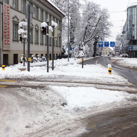Winterdienst Stadt Aarau