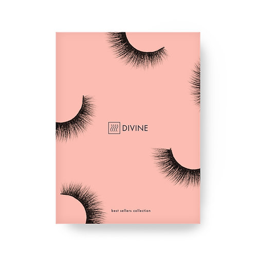 Diva Lashes - 2 Pcs Set
