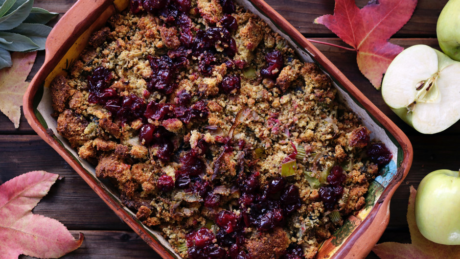 Apple and Berries Crumble Recipe