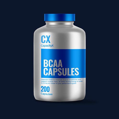 BCAA Capsules 200