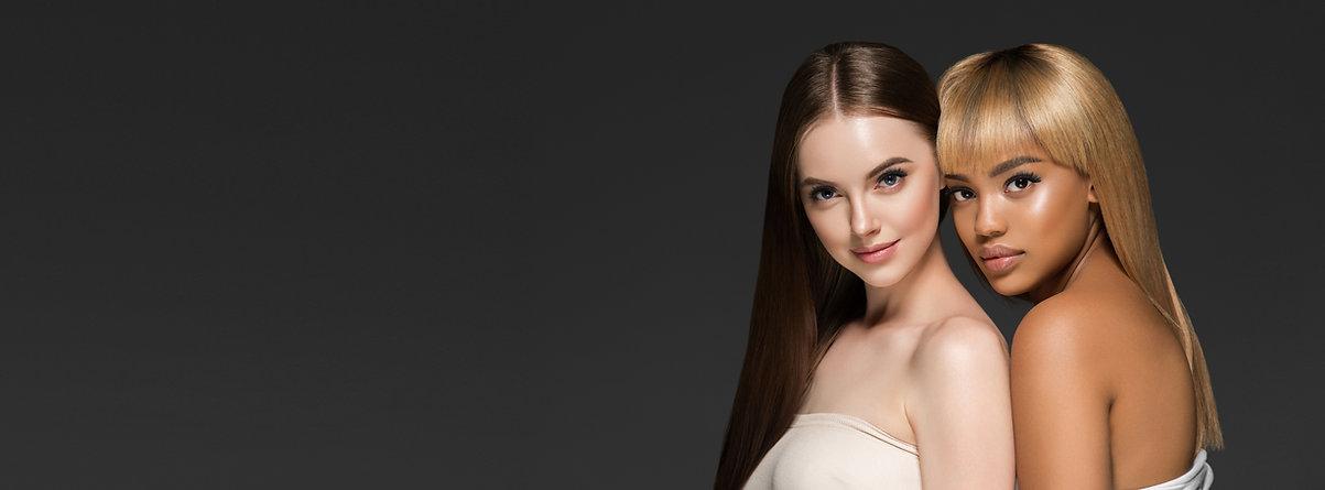 Virgin Hair Models