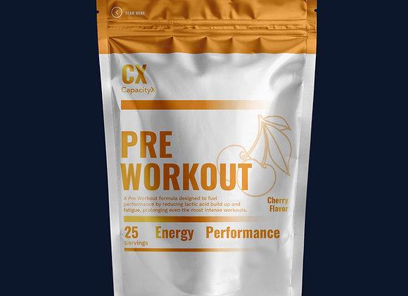 Pre Workout Cherry