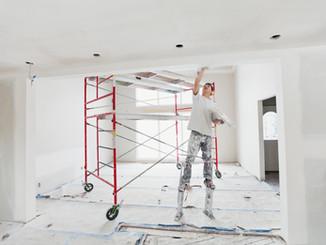 Umbau und Renovierung