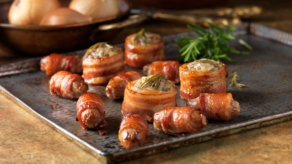 Carb Free Pigs in a Blanket