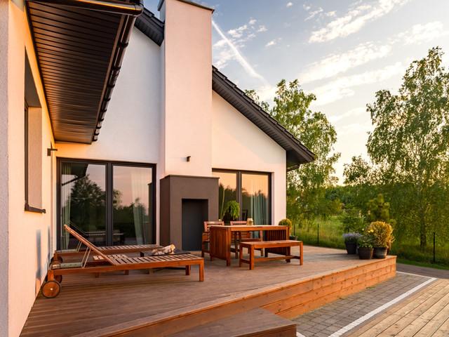 Bau einer Außenanlage in Germersheim