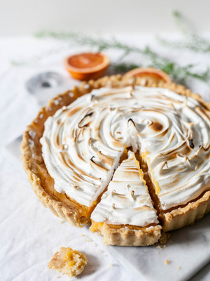 The Perfect Key-Lime Pie