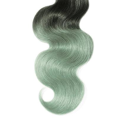 Mint Green Ombre