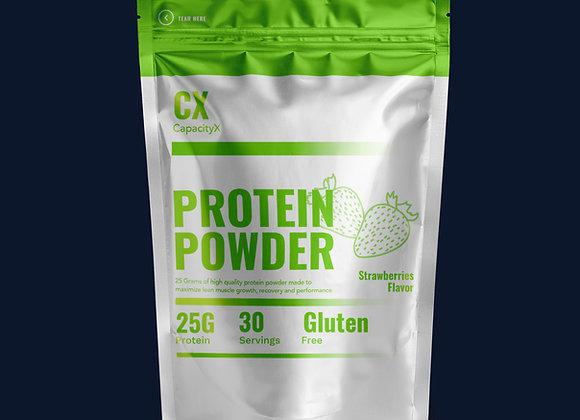 Protein Powder Strawberry