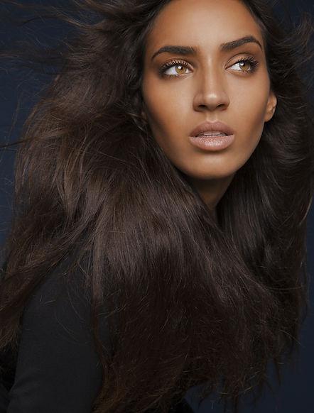 Silky Hair Model