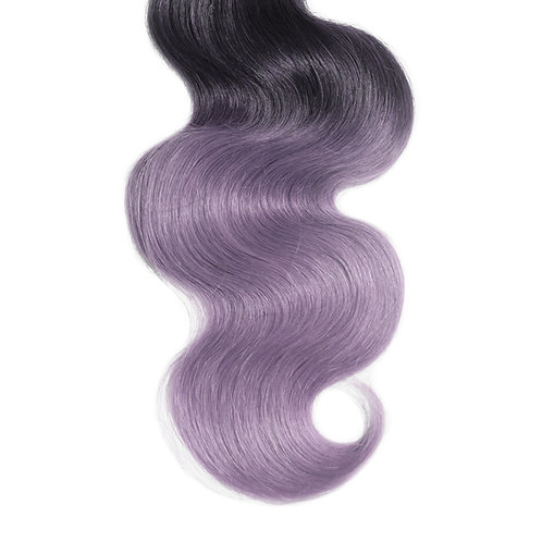 Platinum Purple Ombre