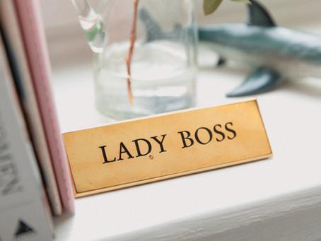 Frauen an der Spitze
