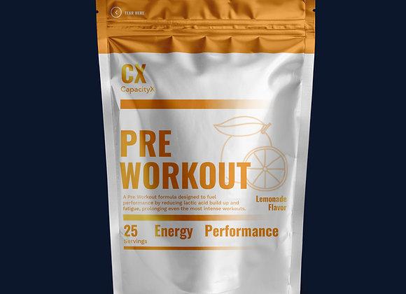 Pre Workout Lemonade