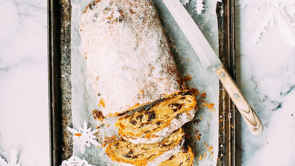 Sugarcoated Rum & Raisins Bread