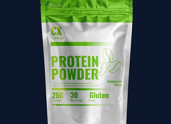 Protein Powder Cappuccino
