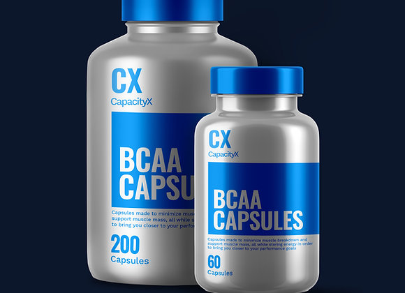 BCAA Capsules Package Deal