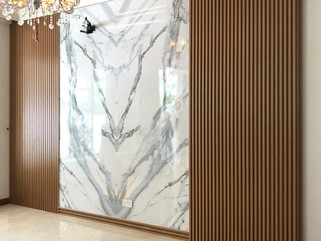 BOOKMATCHED GLOSS PANEL