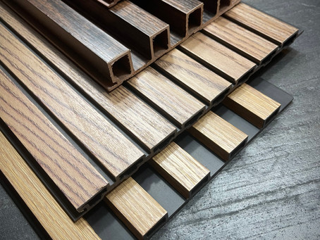 What is the Advantages of WPC materials for FLUTED PANEL From Series Supplies