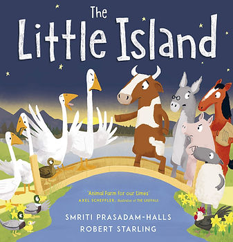 The Little Island paperback cover