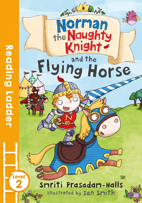 Norman and the Flying Horse.jpg