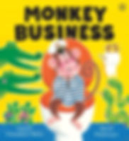 Monkey Business by Smriti Prasadam-Halls and David Wojtowycz