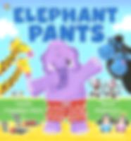 Elephant Pants by Smriti Prasadam-Halls and David Wojtowycz