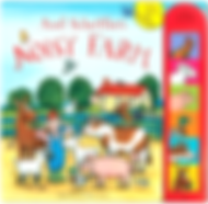 Axel Scheffler's Noisy Farm by Smriti Prasadam-Halls and Axel Scheffler