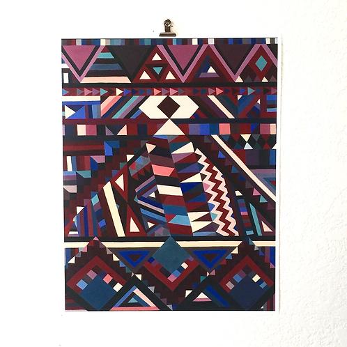 """Geoje"" - Paper Prints"