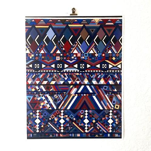 """""""Home"""" - Paper Prints"""