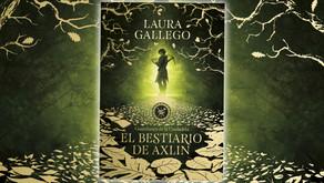 Booktráiler: El bestiario de Axlin, de Laura Gallego