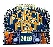 San Rafael PorchFest Logo