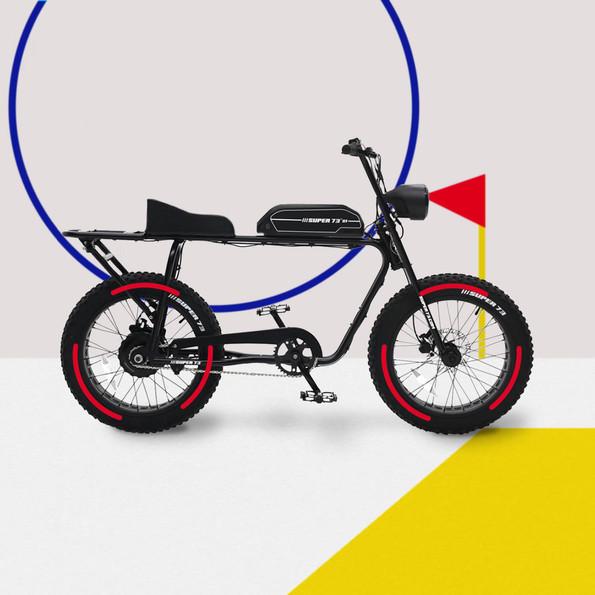 Electric bike - Darty