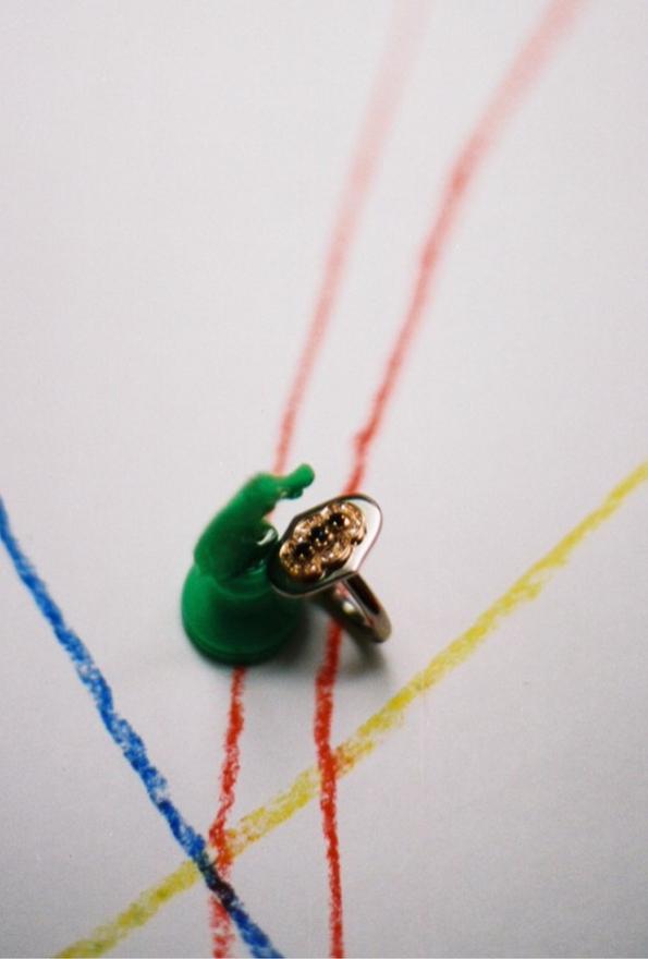 ANNE BOURAT - Jewellery