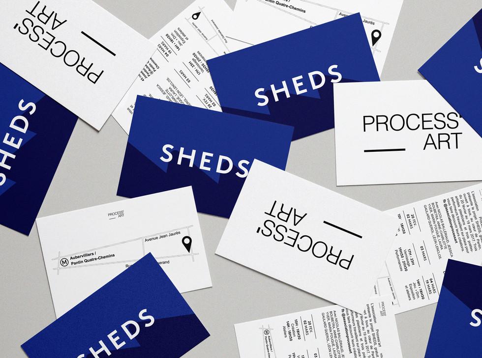 Sheds — Process'Art