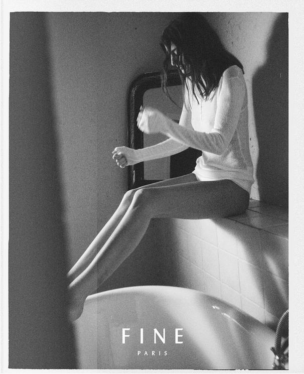 Fine Paris — SS18 campaign