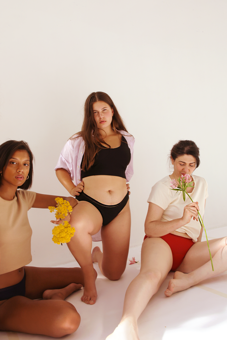 BLOOMING - Tech underwear