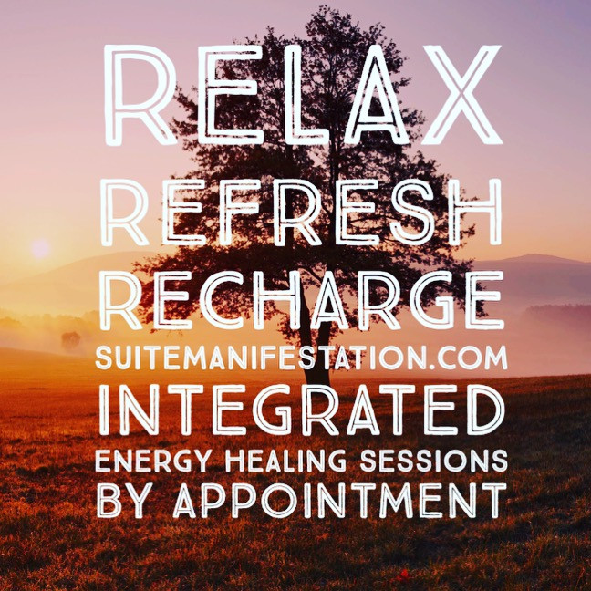 Relax, Refresh, Recharge >>>