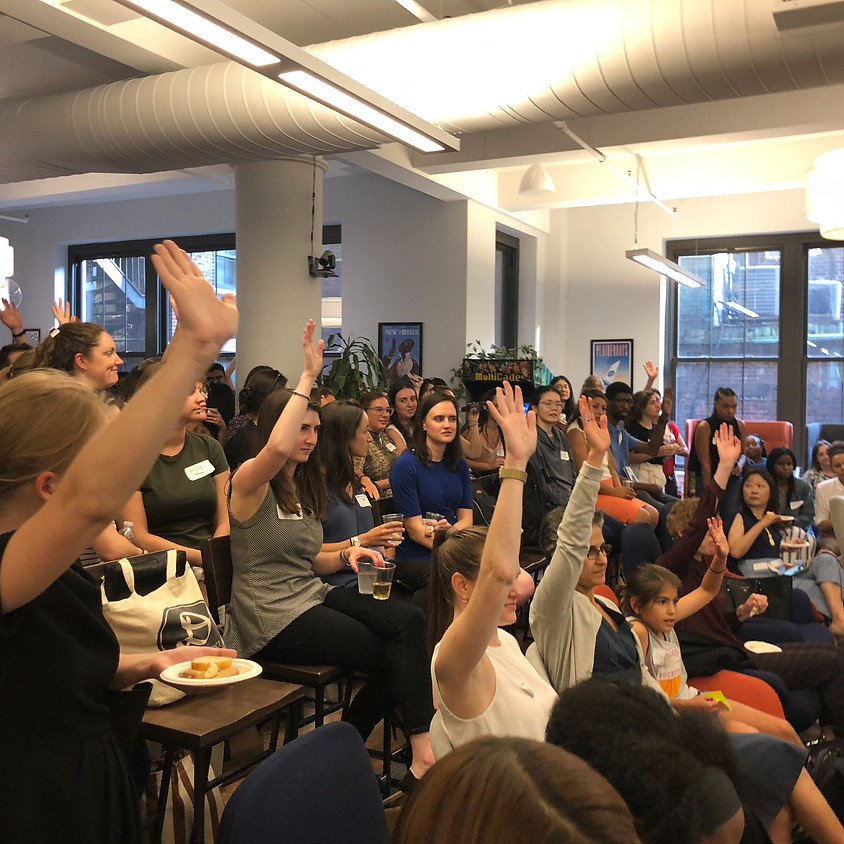 NYC Fintech Women: Payments happy hour with CardFlight, TransferWise & Flywire