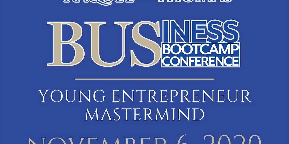 Business BootCamp Conference - Young Entrepreneur Mastermind