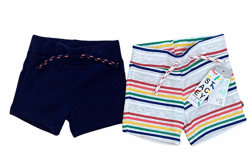 Stacey Solomon for Primark 6-9 months 2 x Shorts - BRAND NEW