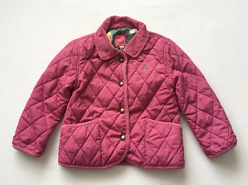 Joules 18-24 months Pink Quilted Jacket