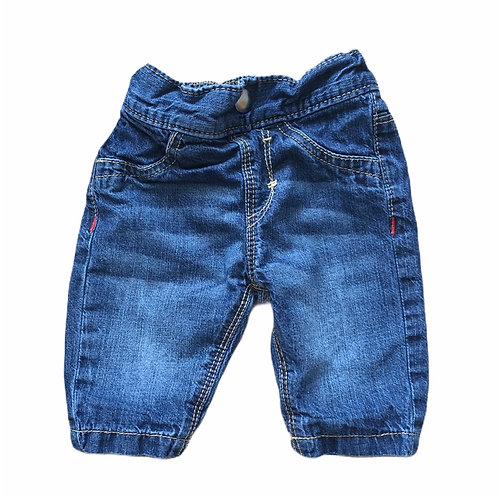 George First Size Jeans