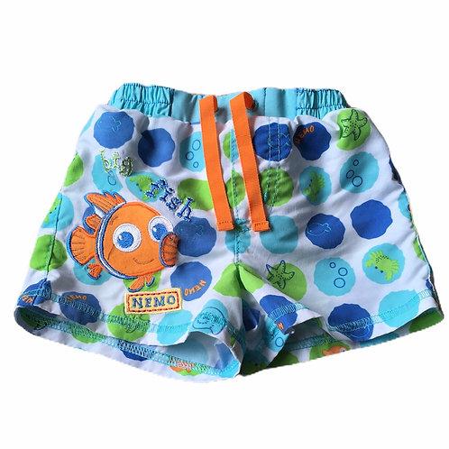 Disney 3-6 months Finding Nemo Swimming Shorts