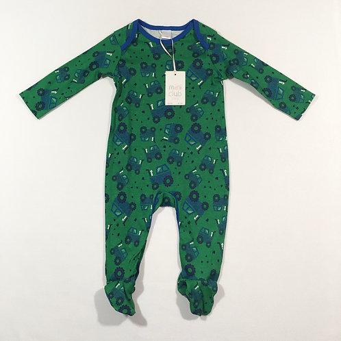 Boots Mini Club 6-9 months Farmyard Sleepsuit - BRAND NEW